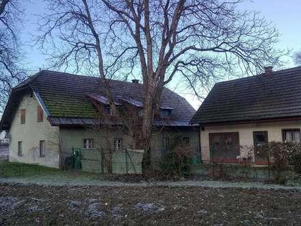 Baufälliges Haus