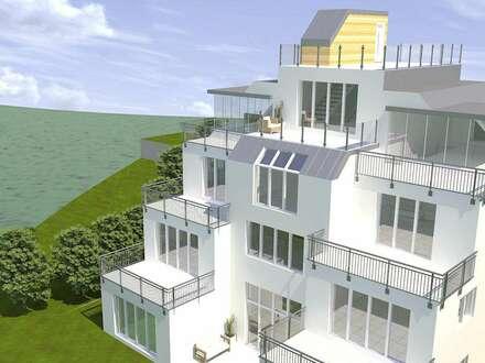 Exklusiver Wienerwald-Neubau bei der Wiener Stadtgrenze, Individuelle Innenraumgestaltung (belagsfertig)