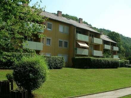Genießen Sie den ländlichen Charme von Köflach am Balkon der 3-Zimmer-Wohlfühloase im Grünen! Gute Infrastruktur, familienfreundliche…