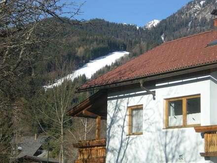 ACHTUNG! Neuer TOP PREIS! Gästehaus 150 Meter von der Schipiste entfernt! KP: € 225.000,-