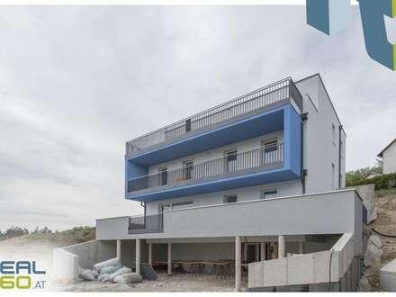 """Kurz vor Fertigstellung """"ALPENBLICK"""" Maisonette mit Balkon, Dachterrasse und Garten! - HAUS A   TOP 3"""