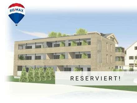 Neubau | 4 Zimmer Eckgartenwohnung, Geniessen - Grillen - Spielen - Platz für Ihre Familie