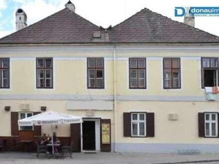 Historisches Gebäude in Kremser Altstadt sucht neuen Besitzer