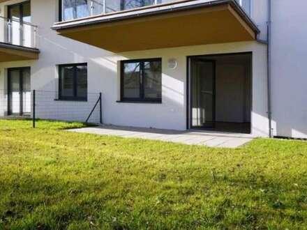 Wohnen mit Terrasse und Garten - Erstbezug