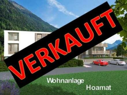Wohnanlage Längenfeld Au - großzügige 2-Zimmer-Dachgeschoßwohnung I B6