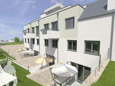 Neubau Maisonette-Wohnung | 117m² WFL+97m² Terrasse & Garten | Top 5