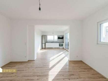 moderne Wohnung 3 Zimmer inkl. Küche und Badezimmermöbel - Provisionsfreier Erstbezug!