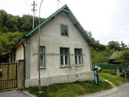 7557 Abbruchhaus im mittleren Burgenland!