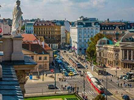 Penthouse-Apartment im Hotel Sans Souci mit 300 qm Wohnfläche, Volkstheater, 1070 Wien