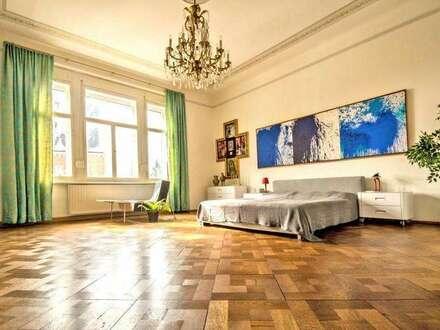 *Gediegene Top-4-Zimmer-Altbauwohnung Herz-Jesu-Viertel