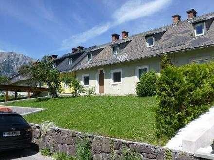 Reihenhaus im Eigentum von herrlicher Natur umgeben inmitten von Bergen ab monatlich € 132,- möglich