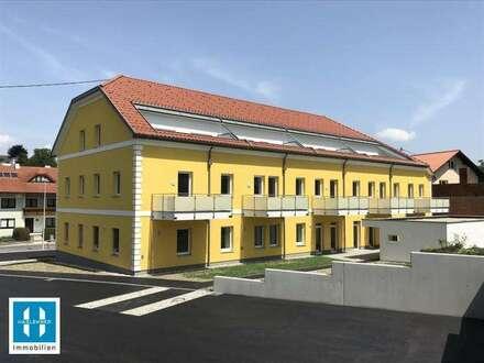 Stilvoll Wohnen in Peuerbach - 9 moderne, neue Mietwohnungen von 46 - 84m² nahe dem Zentrum