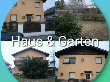 ++Schönes Grundstück!++Attraktive Ruhelage!++Perfekte Infrastruktur++Einfamilienhaus mit Sanierungsbedarf!++