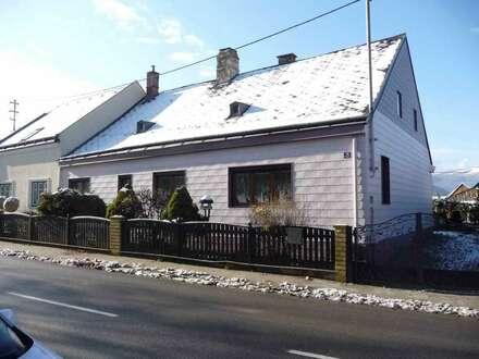 Einfamilienhaus / Bungalow in Berndorf/Veitsau