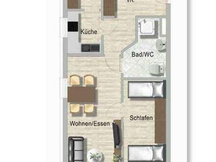 Etagenwohnungen-exkl. Seniorenresidenz, Zukunftsmarkt 50+ Salzburg / Bad Reichenhall, Randlage