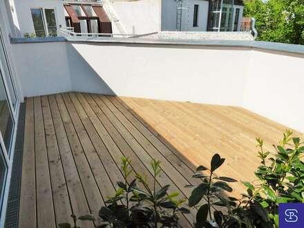 Unbefristete 57m² DG-Wohnung + 14m² Terrasse - 1070 Wien