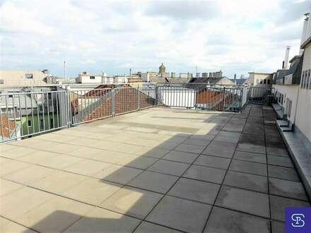 Terrassentraum: 145m² Dachwohnung + 69m² Terrassen - 1060 Wien