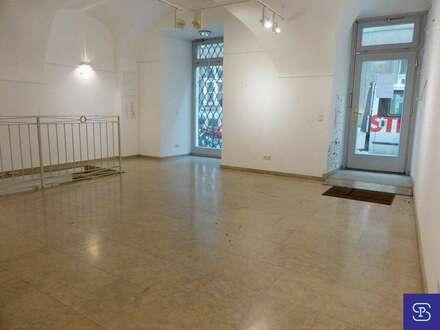 Toprenoviertes 200m² Geschäfts- od. Bürolokal Nähe Lugeck - 1010 Wien
