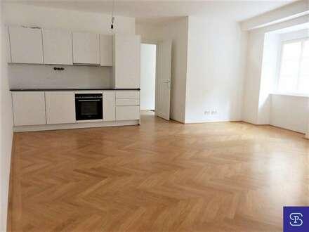 Traumhafter 84m² Altbau mit Einbauküche am Franziskanerplatz - 1010 Wien