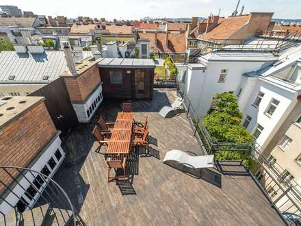 Luxurious 220 m2 Penthouse with 360° Terrace view