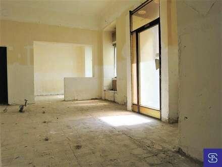 Belagsfertiges 77m² Büro- oder Geschäftslokal Nähe Taborstraße - 1020 Wien