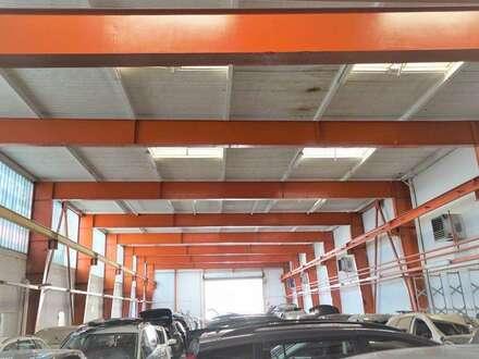 200 m2 Gewerbefläche (TEIL 1) in hervorragender Lage in Asten zu vermieten
