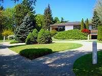 Villa in Toplage