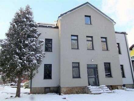 Helle 3-Zimmer Maisonette Wohnung mit Garten und Balkon