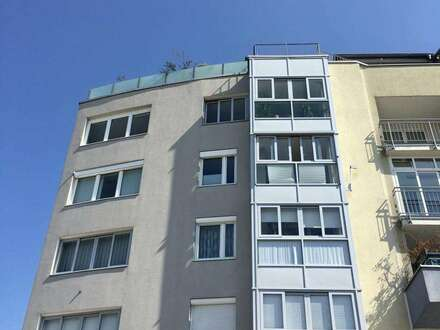 Auch für Anleger geeignet, 2-Zimmer-Wohnung mit sonniger Loggia in Innenstadtlage