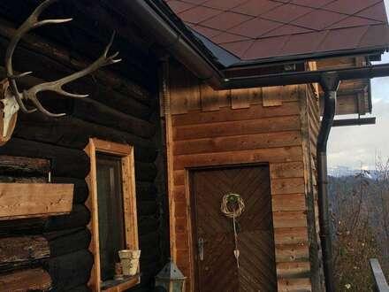 Almhütte im steirischen Wandergebiet