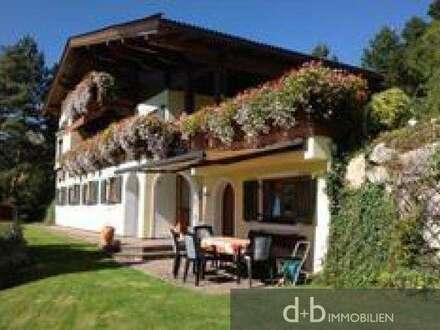 Liebevoll ausgestattetes Landhaus in Leogang