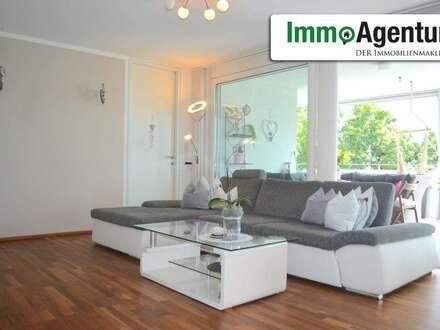 Helle 4-Zimmer Dachgeschosswohnung mit toller Aussicht in Dornbirn, Rohrbach