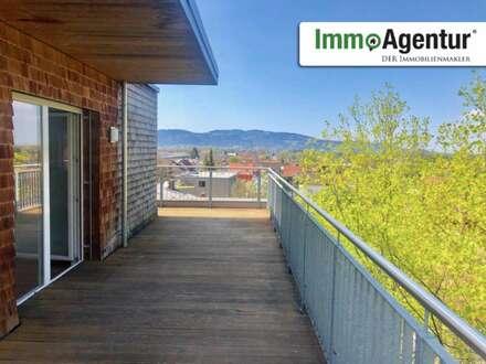 Tolle 3 Zimmerwohnung mit großer Terrasse in Hohenems zur Miete
