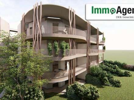 NEUBAU: 3 Zimmerwohnung mit Terrasse, Haus Tasso, Top 15