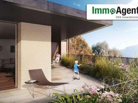 NEUBAU: 3 Zimmer Wohnung mit Terrasse in Dornbirn, 3. OG, Haus A, Top 14