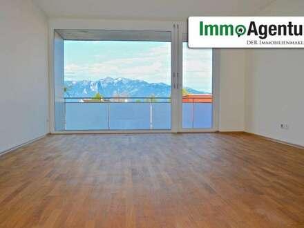 Wunderbare 3-Zimmerwohnung mit toller Aussicht in Muntlix