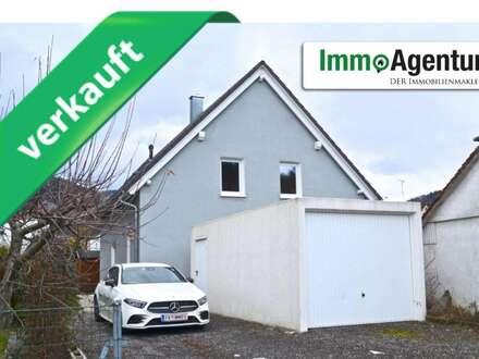 Tolles Einfamilienhaus mit Garten und Garage in Götzis
