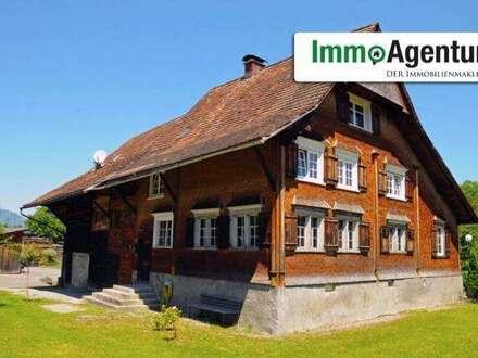 Historisch wertvolles Objekt in Altach zur Miete