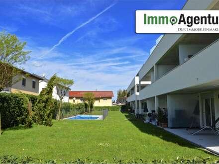 Gemütliche und ruhige 2-Zimmerwohnung mit Terrasse und Pool-Benützung in Hohenems