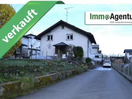 Einfamilienhaus in Hohenems mit großem Garten zu verkaufen