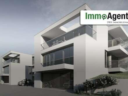 BESSER ALS PENTHOUSE: Exklusives Einfamilienhaus mit traumhafter Aussicht in Dornbirn, Haus B