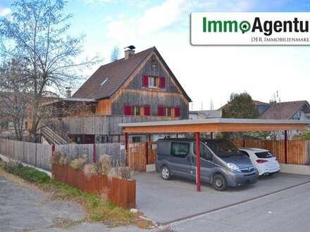 Gemütliches Einfamilienhaus mit Terrasse und großzügigem Garten in Dornbirn