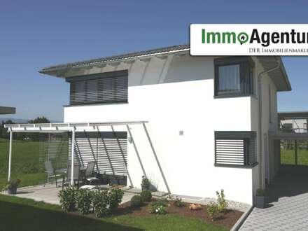 NEUBAU: Modernes Einfamilienhaus in Höchst, Haus 1