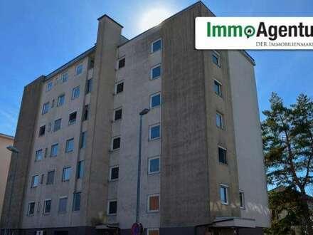 Schöne 1-Zimmerwohnung mit Balkon in Dornbirn zu vermieten