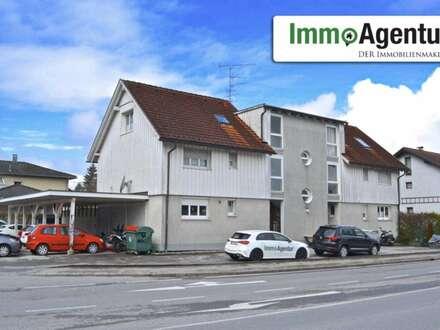 Doppelstöckige 4-Zimmerwohnung mit Wintergarten und Garten in Hohenems