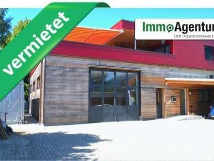 Tolle Lagerhalle mit großem Falltor in Altach zu vermieten
