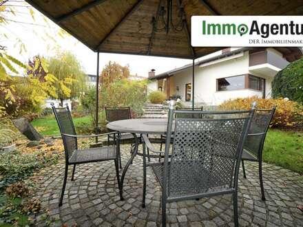 Wunderbares Einfamilienhaus mit Pool und tollem Garten in Dornbirn zur Miete