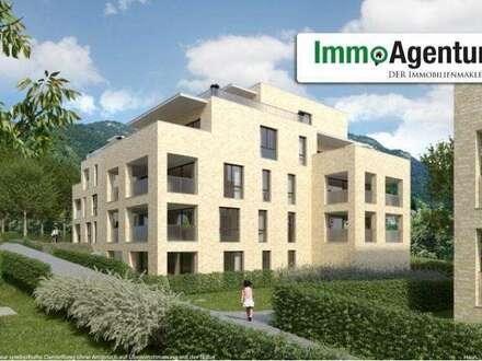 NEUBAU: 3 Zimmer Terrassenwohnung mit Garten, TOP E03