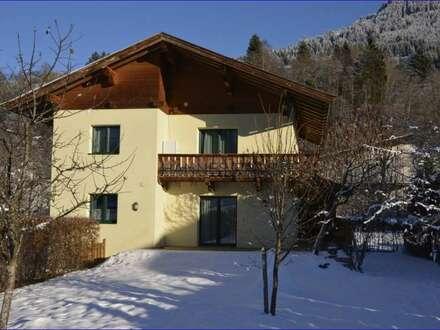 Einfamilienhaus mit grossem Grundstück in Jochberg