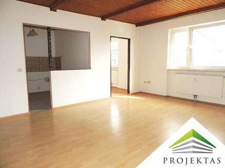 Haid: 3 Zimmer Wohnung mit idealer Raumaufteilung - ab sofort verfügbar!